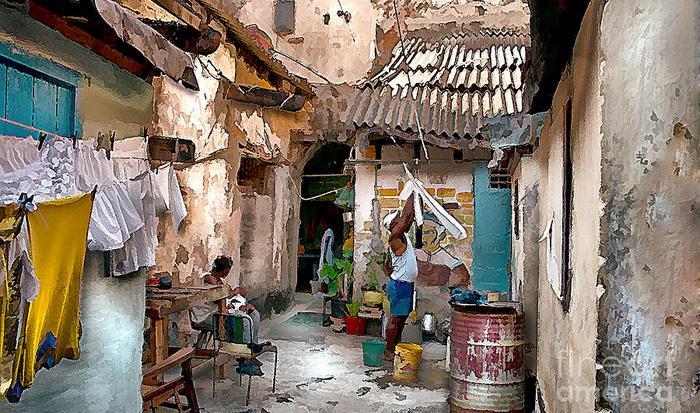 Realizm Karaibów, źródło: Internet
